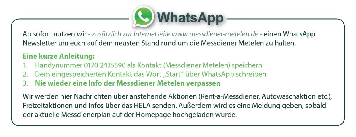 WhatsAppNewsletter